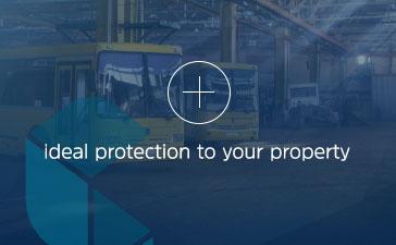 Bus Garage Corporate Insurance