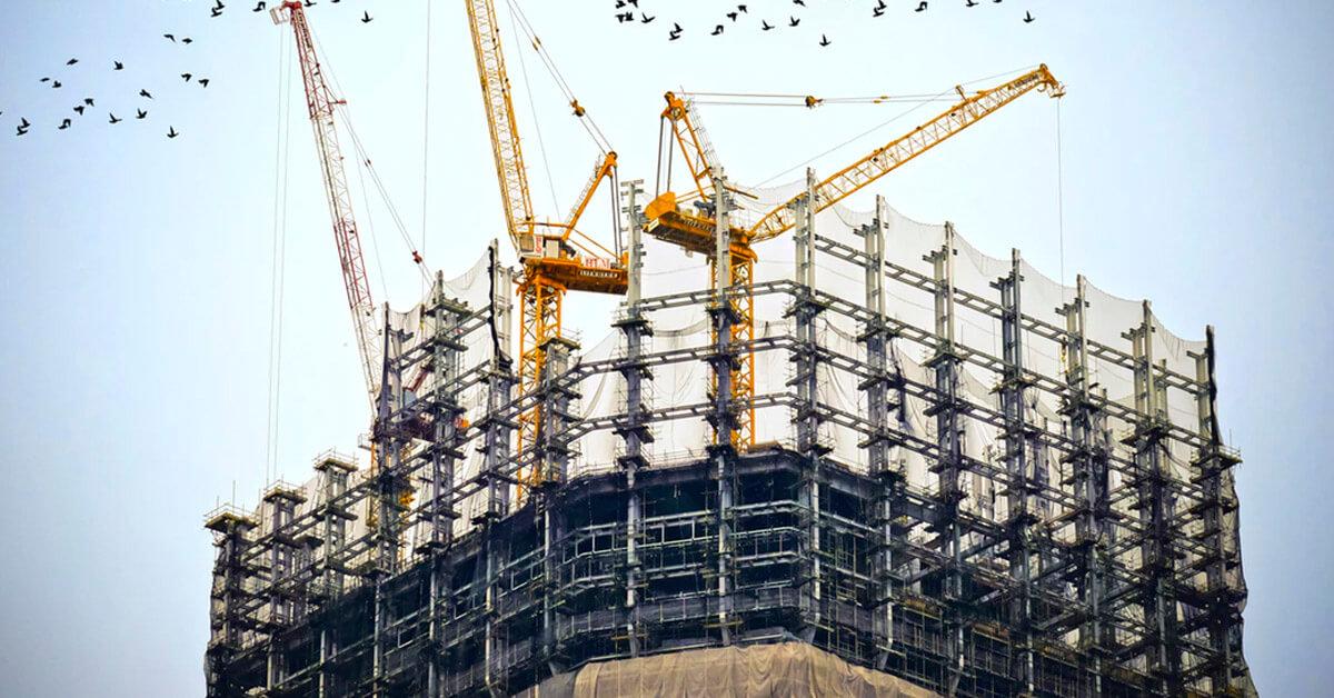 Promessa de ano favorável para a Construção Civil