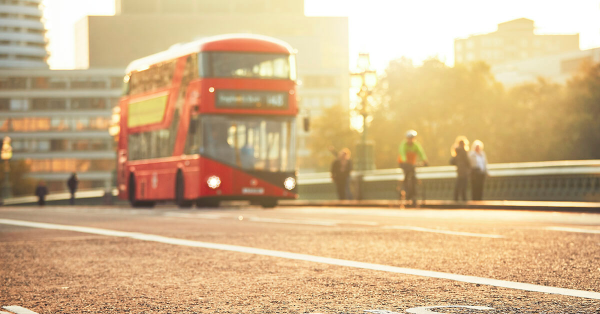 Produção de ônibus cresce em 2017
