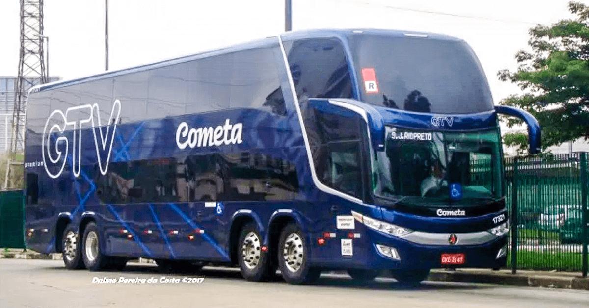 Ônibus movido a GNV são tendência no transporte coletivo