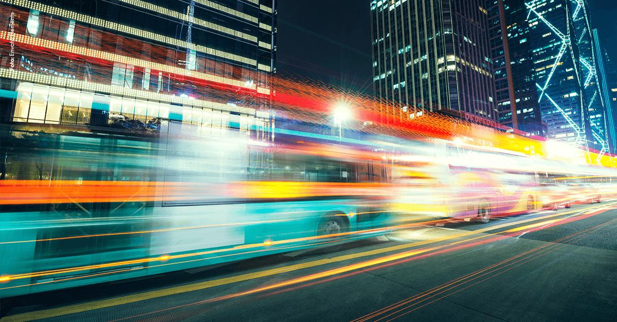 Cresce venda de ônibus no Brasil