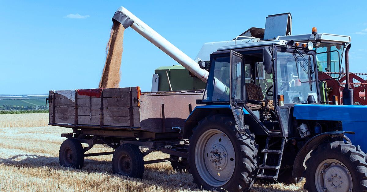 Safra recorde de grãos em 2018