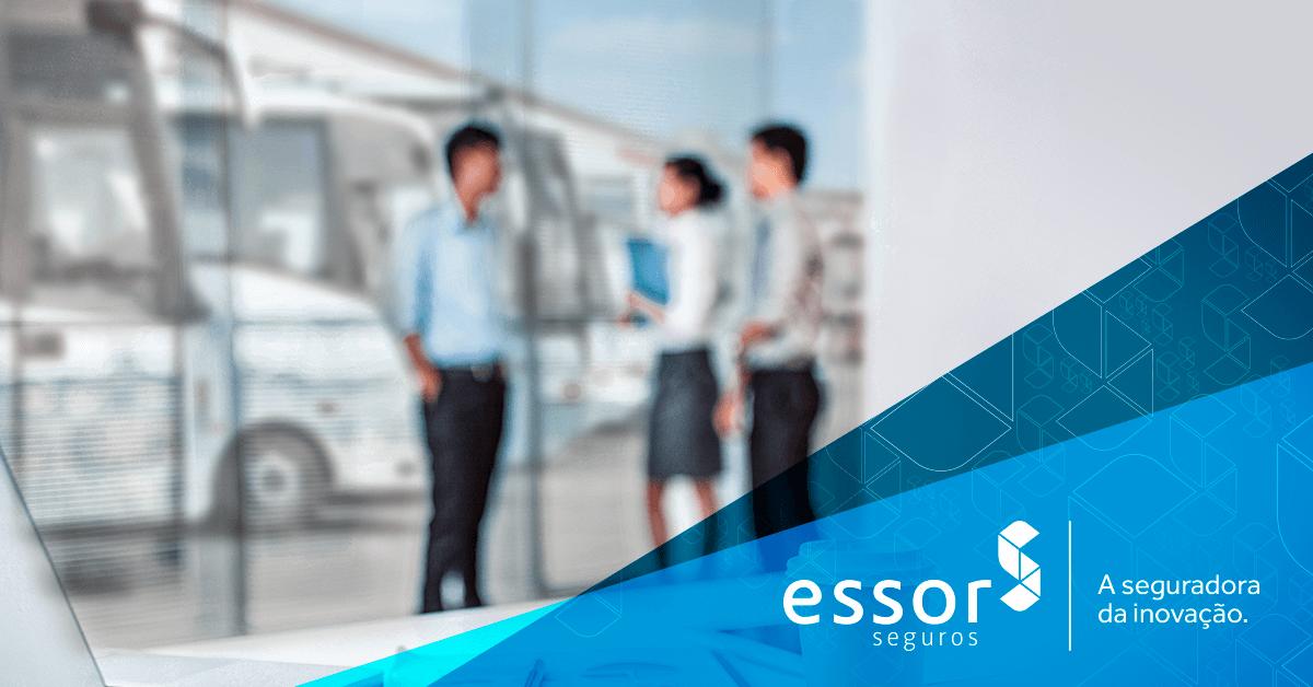 Seguro Garagens Ônibus: mais uma inovação da ESSOR