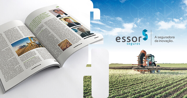 O fortalecimento do agronegócio e o Seguro Agrícola
