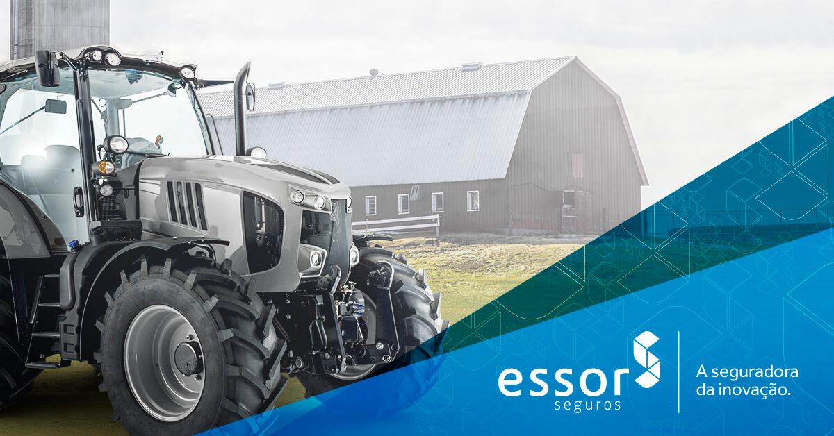 ESSOR lança o Seguro Penhor Rural Equipamentos