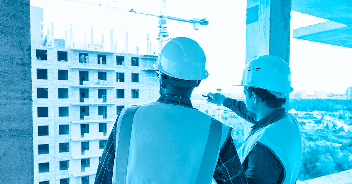 Como funciona a gestão de riscos no canteiro de obras