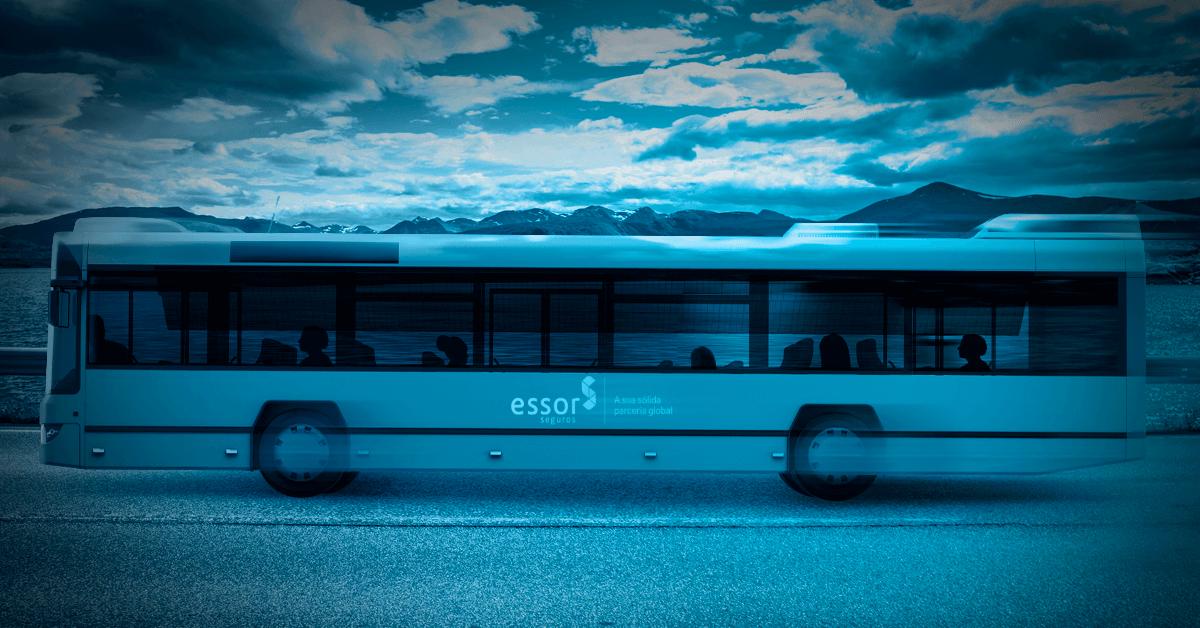 Seguro Empresarial Garagem Ônibus: proteção antes da estrada
