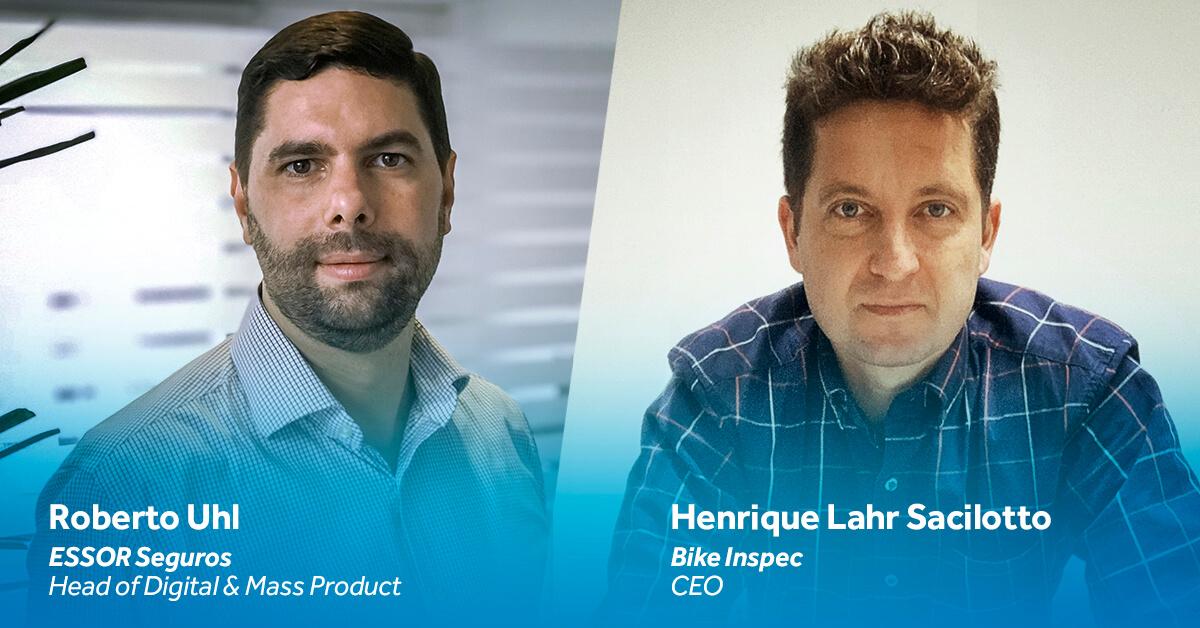 ESSOR e Bike Inspec desenvolvem solução para os Corretores de Seguros