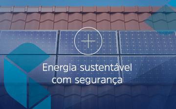 Seguro Painel Solar Fotovoltaico